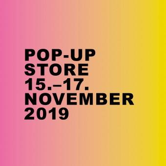 The HOF Berlin Pop Up Store